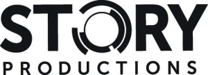 Story Productions Logo Black only test