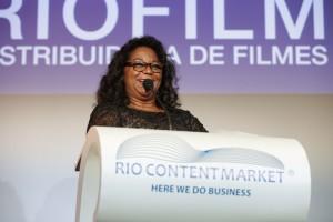 07 FEVEREIRO 2017 - RIO DE JANEIRO - Cerimonia de abertura do Rio Content Market. Foto: Rogerio Resende