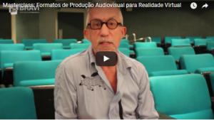 Michel Reilhac aborda as principais tendências da Realidade Virtual para o mercado Audiovisual