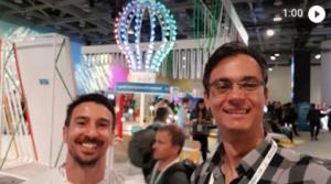 Sócios da Assetify falam sobre parceria com a BRAVI diretamente do Google Cloud na Califórnia
